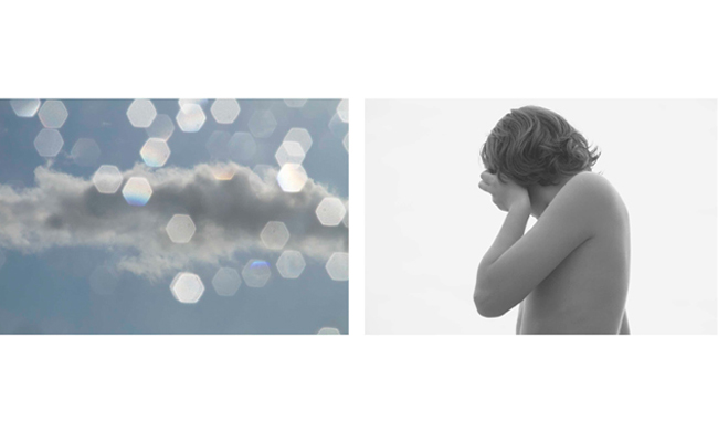 Untitled (glitter & hide)   2010-11  20 x 30 inches each  Archival pigment prints