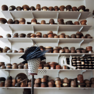 Bird Hat, 2000  19 x 19 inches Archival pigment print