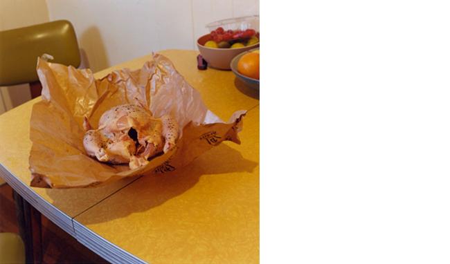 Untitled (chicken), 2010  C-print Edition 6