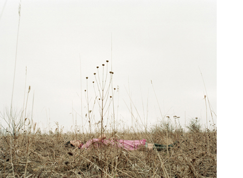 Outcast  20 x 24 inches Archival pigment print