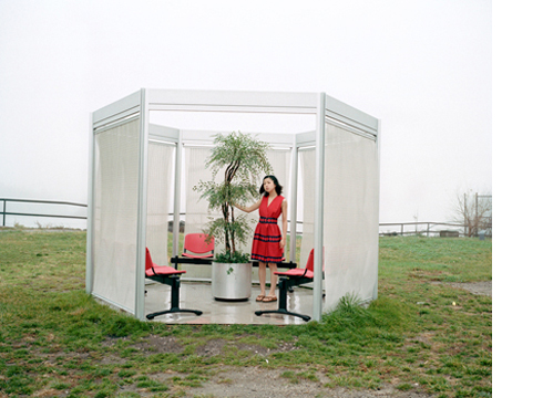 Waiting Room, 2004  20 x 24 inches Archival pigment print