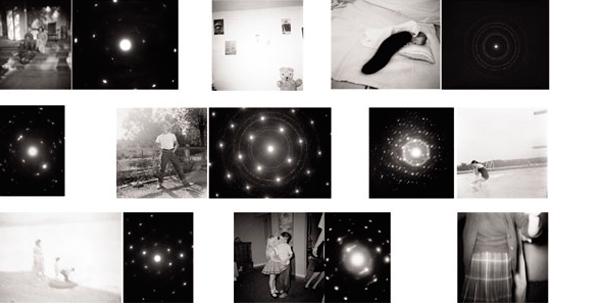 ABNER NOLAN  Installation from the series Blackout