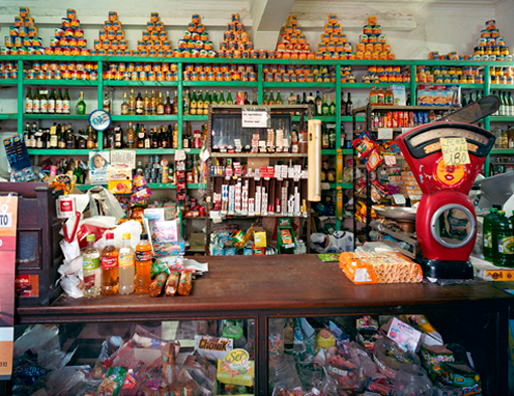 Adelfa's Pantry Store     20 x 25 inches     Archival pigment print
