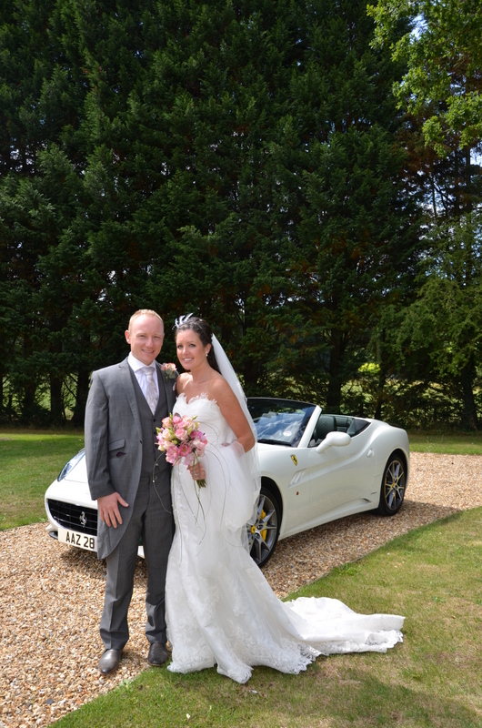 Stunning Couple at Bartley Lodge Hotel, Photographed by Whiteley Weddings - Hampshire Wedding Photography