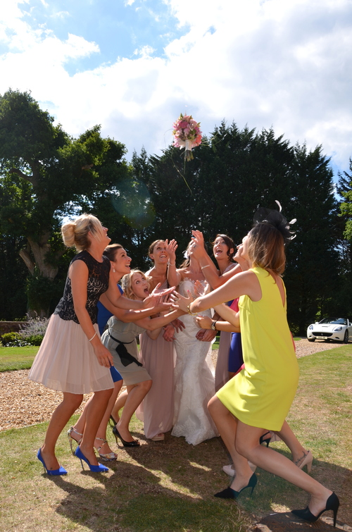 Image from Weddings at the Bartley Lodge Hotel, New Forest