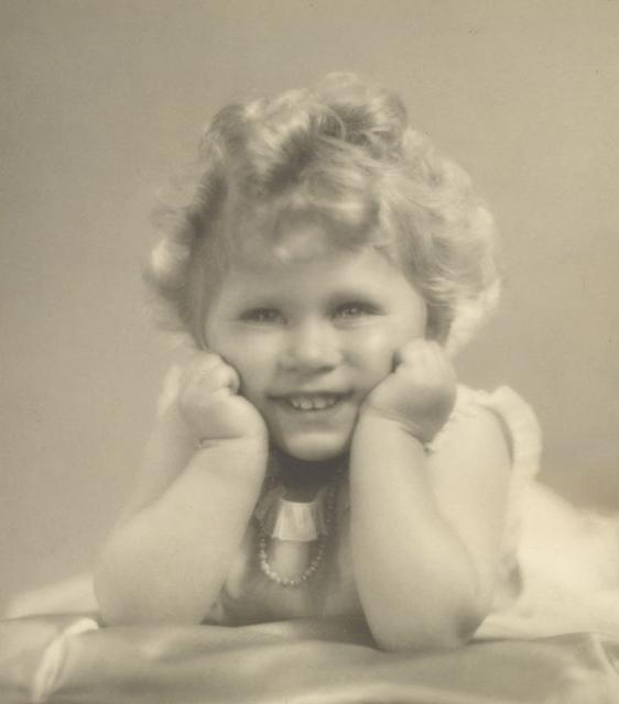Image of Queen Elizabeth II captured by my Great Grandfather Marcus Adams