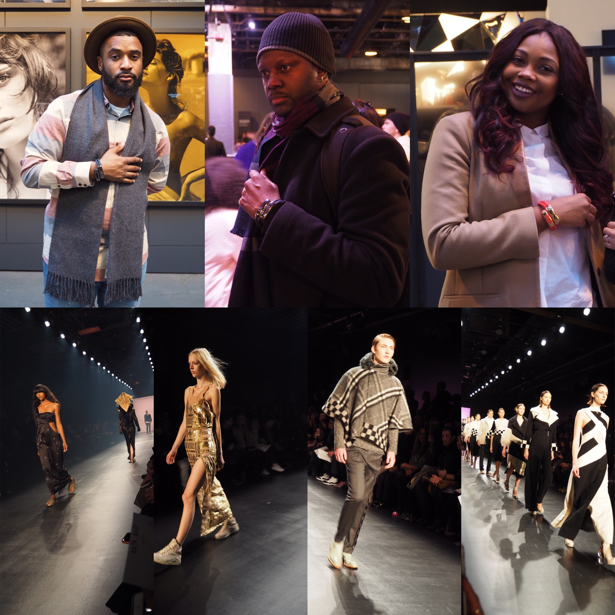 Fashion Industry Experts Wearing Helix Cuff at NYFW A/W 2016