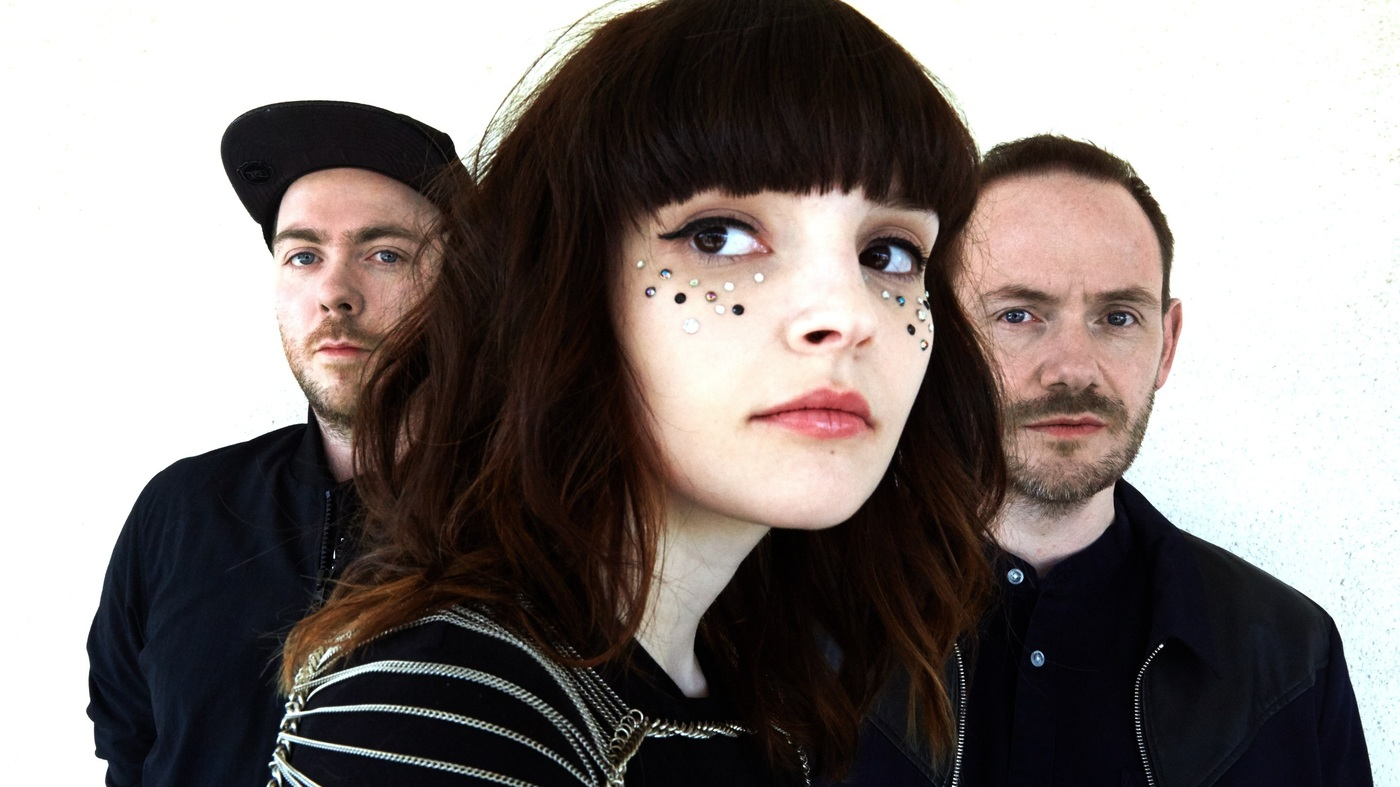Courtesy of CHVRCHES