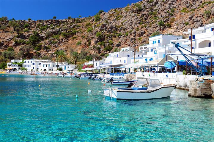 Greece Crete Summer