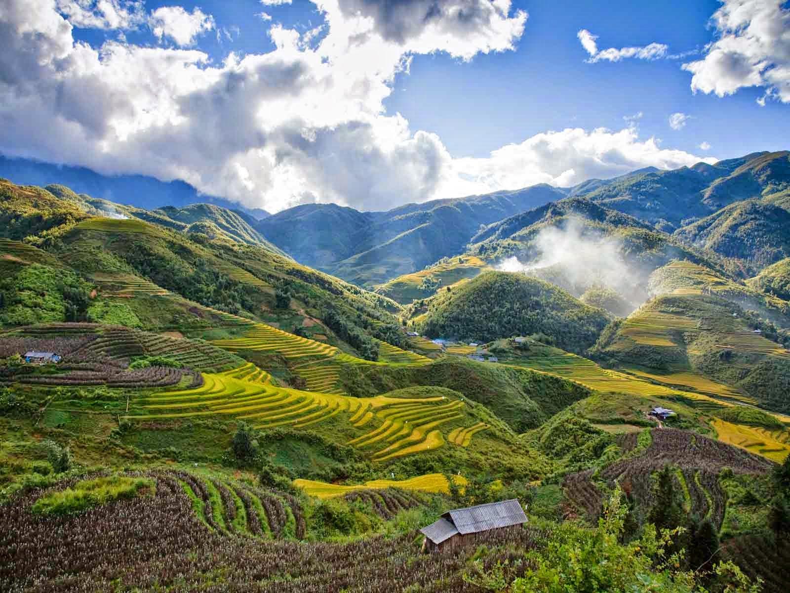 Vietnam Hike Summer 2017