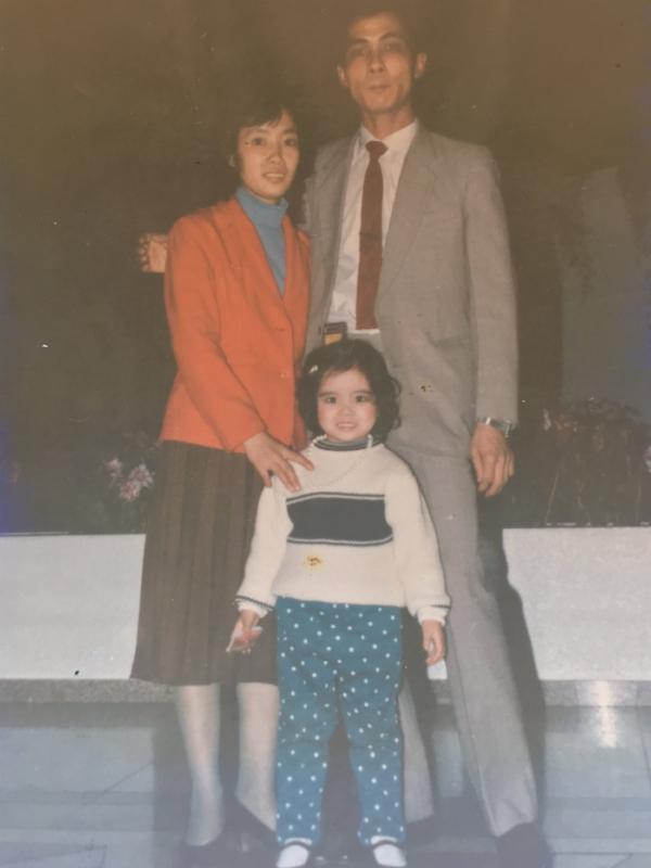 Angela Pan, Ashley Chloe CEO & Parents