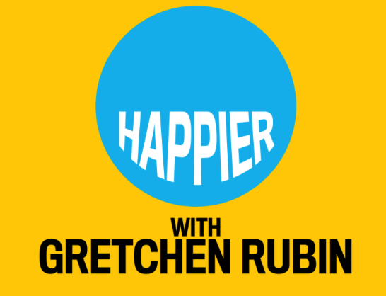 Happier - with Gretchen Rubin