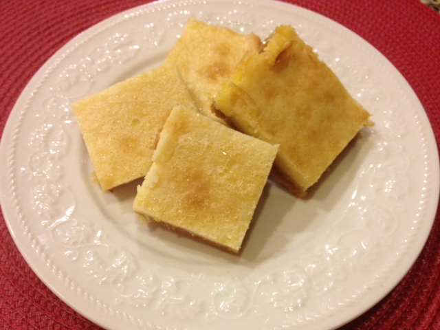 Gluten Free Lemon Bars - BlissfulMiss.com