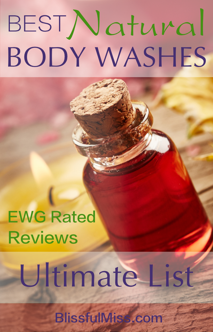 """Stop it! Stop slathering cancer causing Body Soaps onto your skin when this perfectly Easy-Peasy Product Guide will have you sudsing up with a Non-Toxic Body Wash you'll love. You'll be all, """"Why didn't I do this sooner?"""" I don't know. Why didn't you?"""
