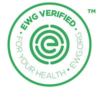 EWG VERIFIED Logo - BlissfulMiss.com