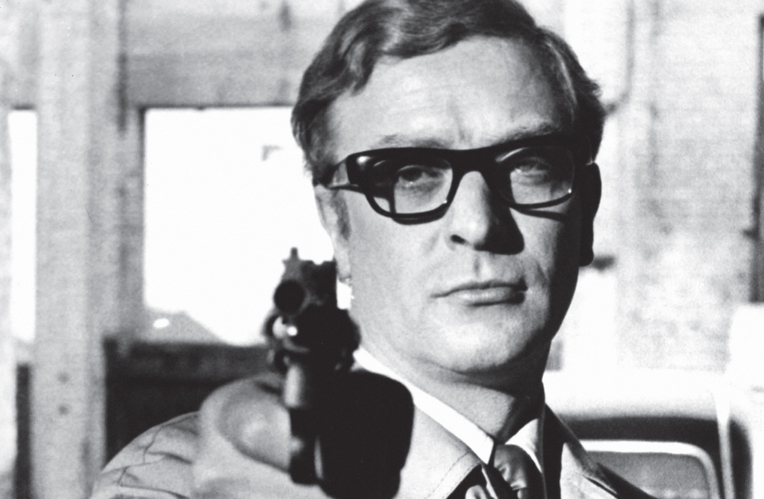 Michael Caine as Harry Palmer, Courtesy of Oliver Goldsmith