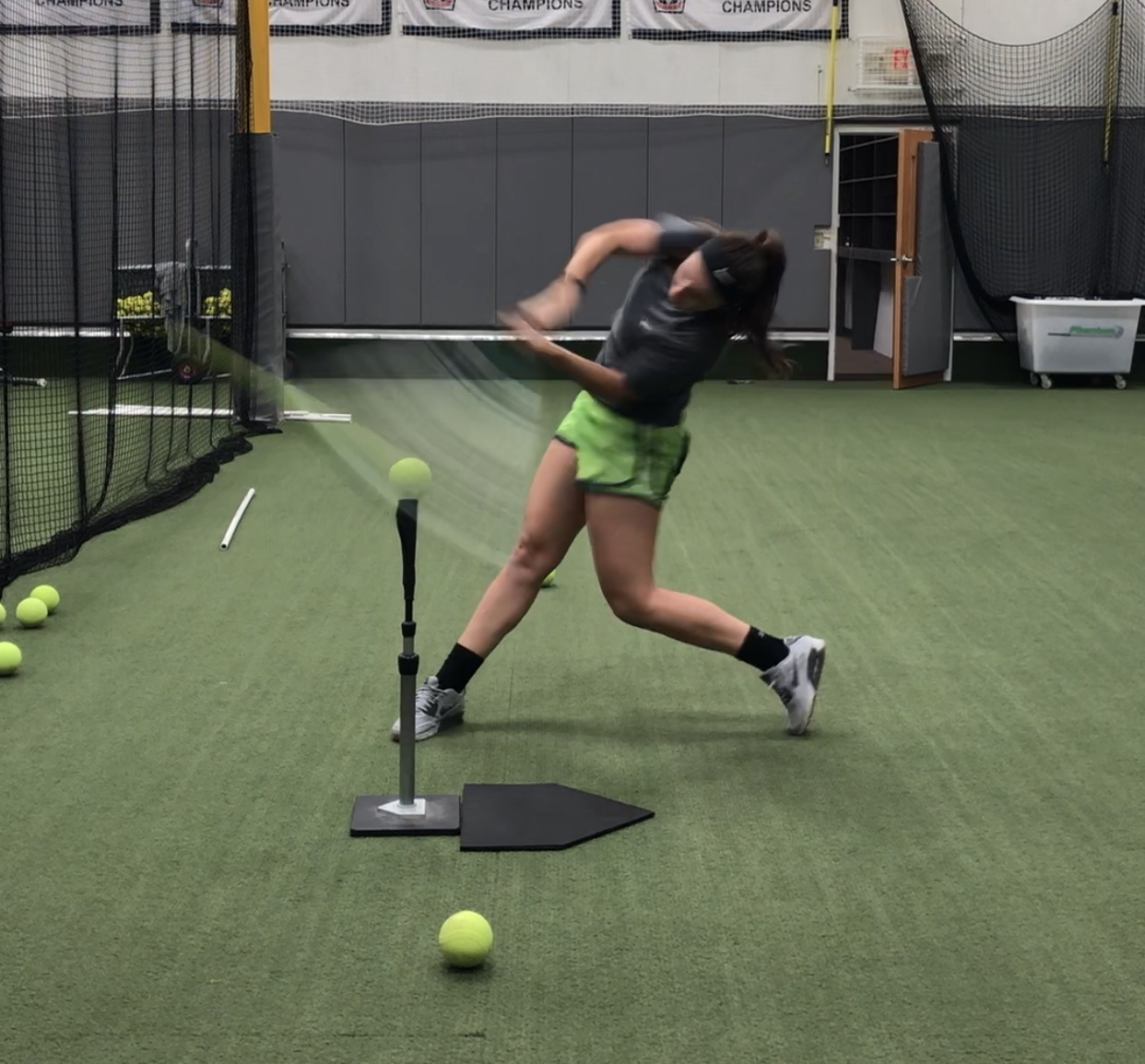Hitting Programs - An opportunity to fix mechanical and timing issues using both data and metrics over a 4 week span. Offered in groups of 3 or 4 athletes.