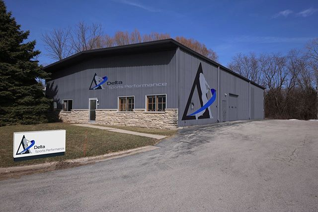 Open house this Saturday!   Stop by and see us between 12pm-4pm and see our new 6,000sq ft facility. It includes a softball infield, two cages, a 20ft plyo wall, and all the technology necessary to help baseball/softball players of all ages develop!  6758 North Sidney Place, Glendale, WI   ➖  #baseball #softball #training #development #playerdevelopment #delta #delta2019 #travelsoftball #travelbaseball #glendale #milwaukee #wisconsin 