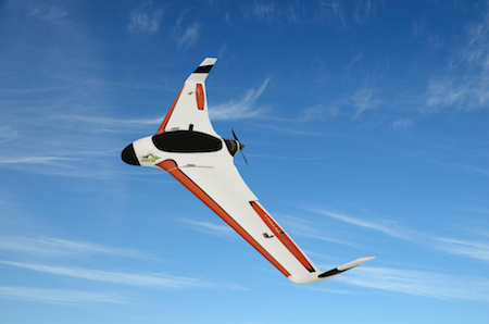 fixed wing remotely piloted aircraft (RPA)