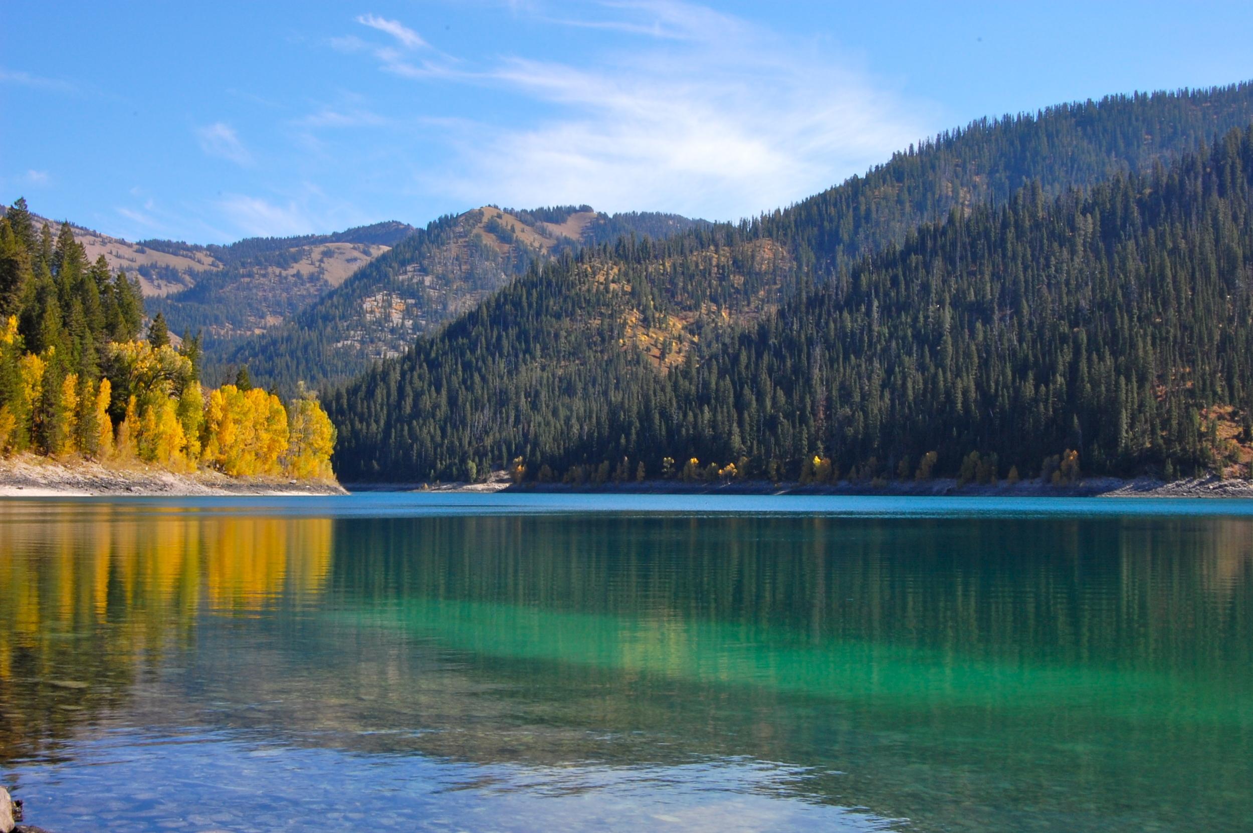 Upper Palisades Lake