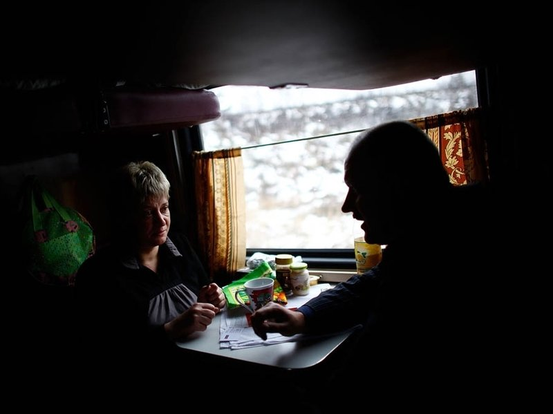 Russia By Rail: Trans-Siberian Traditions