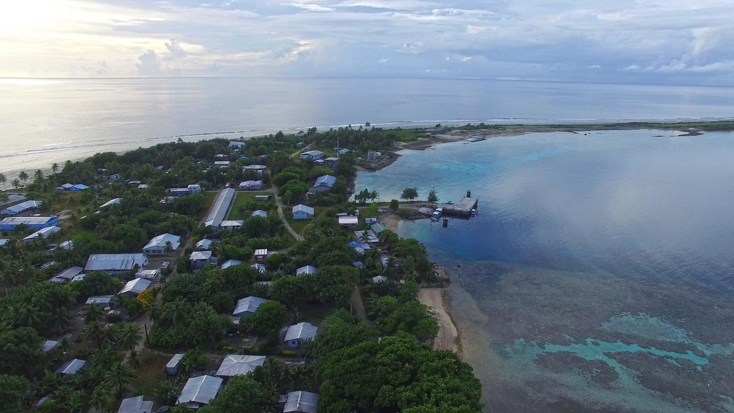 Islands Face A Drier Future (April 2016)