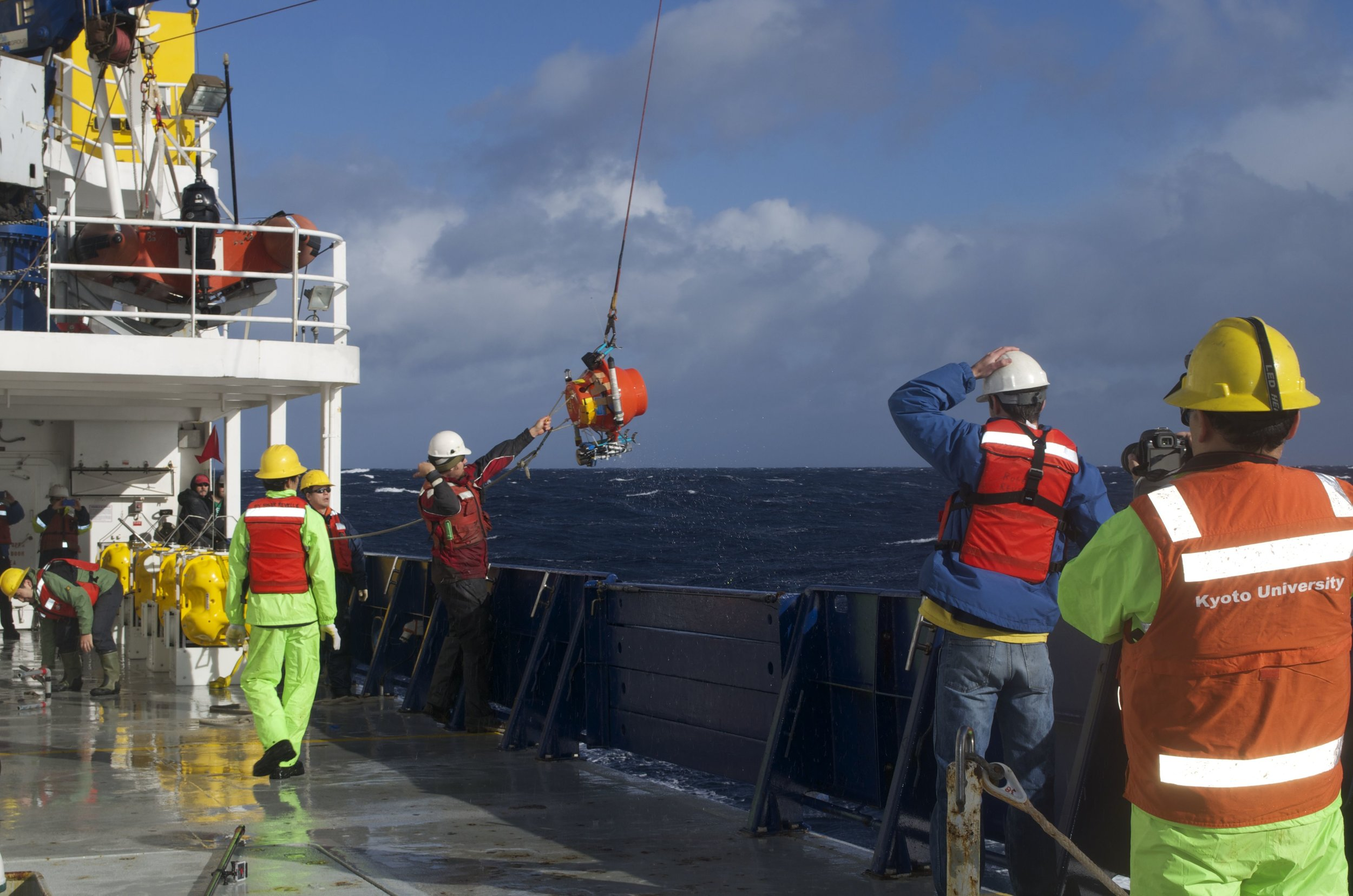 World's Shallowest Slow-Motion Earthquakes Detected Offshore of New Zealand (May 2016)