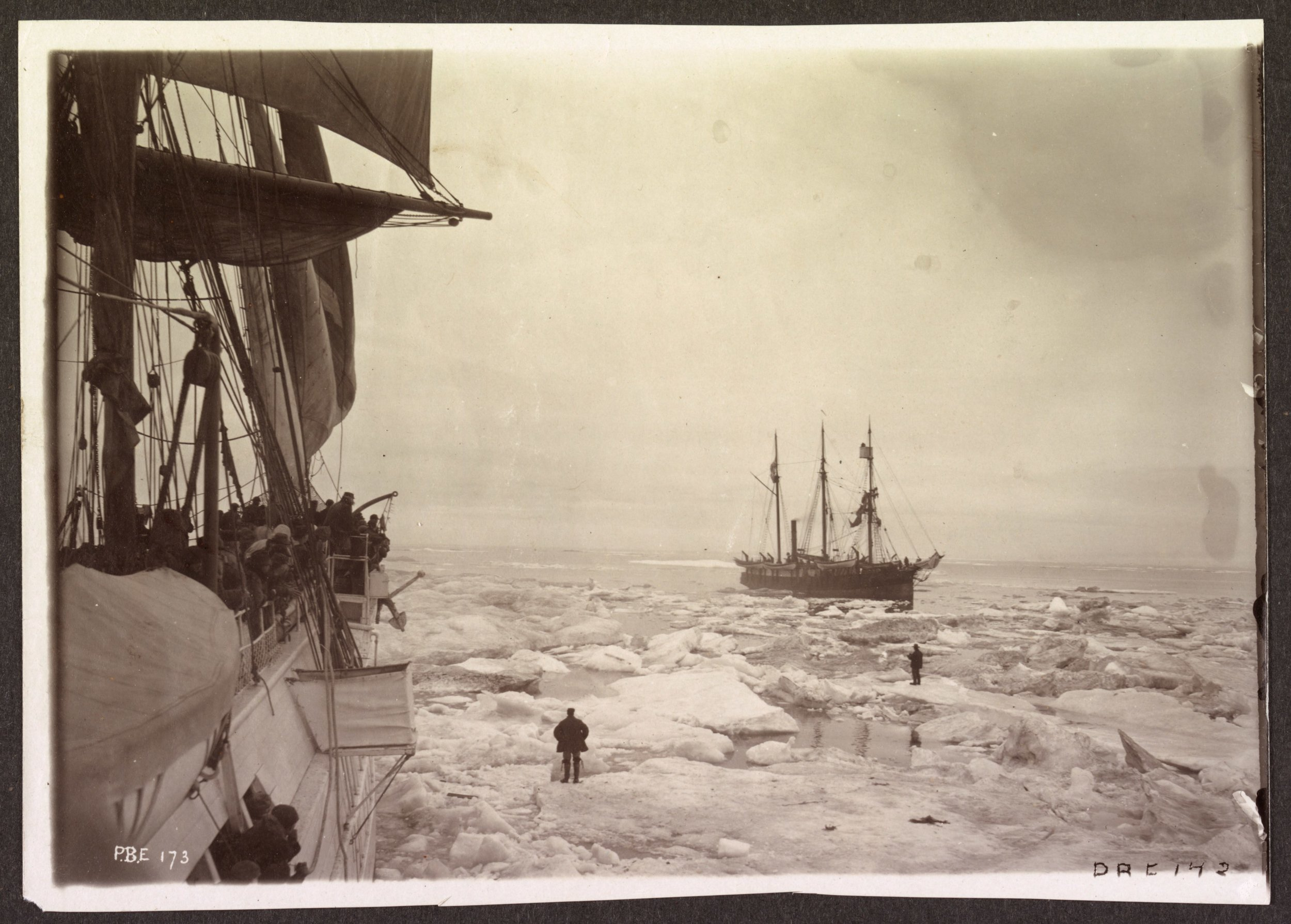 Reconstructing Arctic History (July 2016)