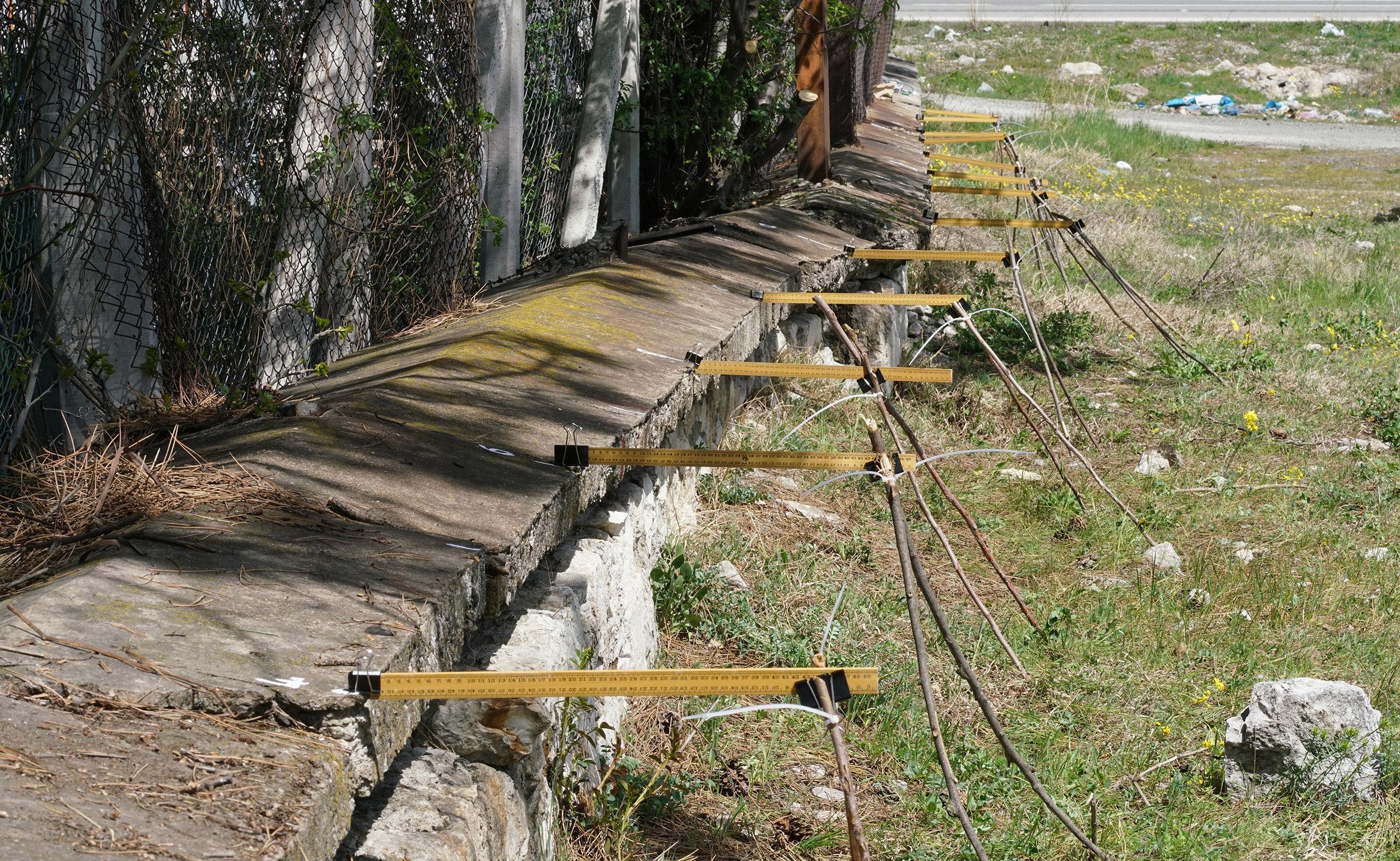 Stone Walls, Railway Lines and Carbon Fibers Record Turkey's Westward Drift (Oct. 2016)