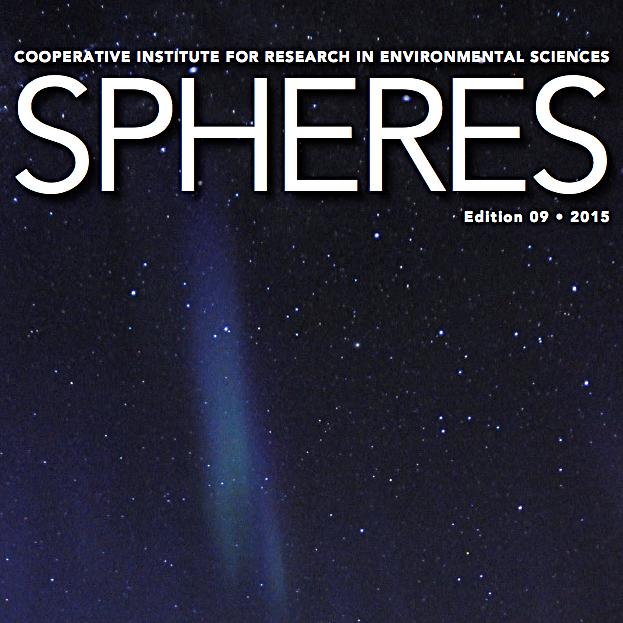SPHERES Magazine, December 2015 (multiple stories)