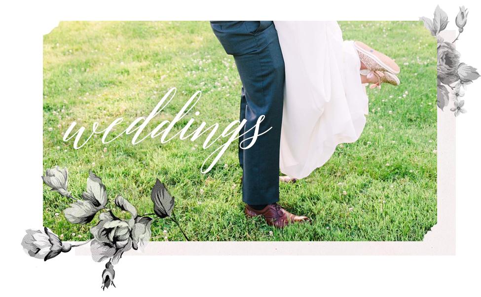 Remarie Photography Weddings Header Image