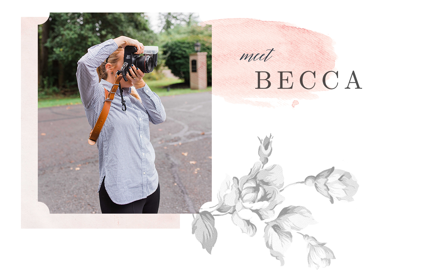 About Becca - Remarie Photography About Page Image