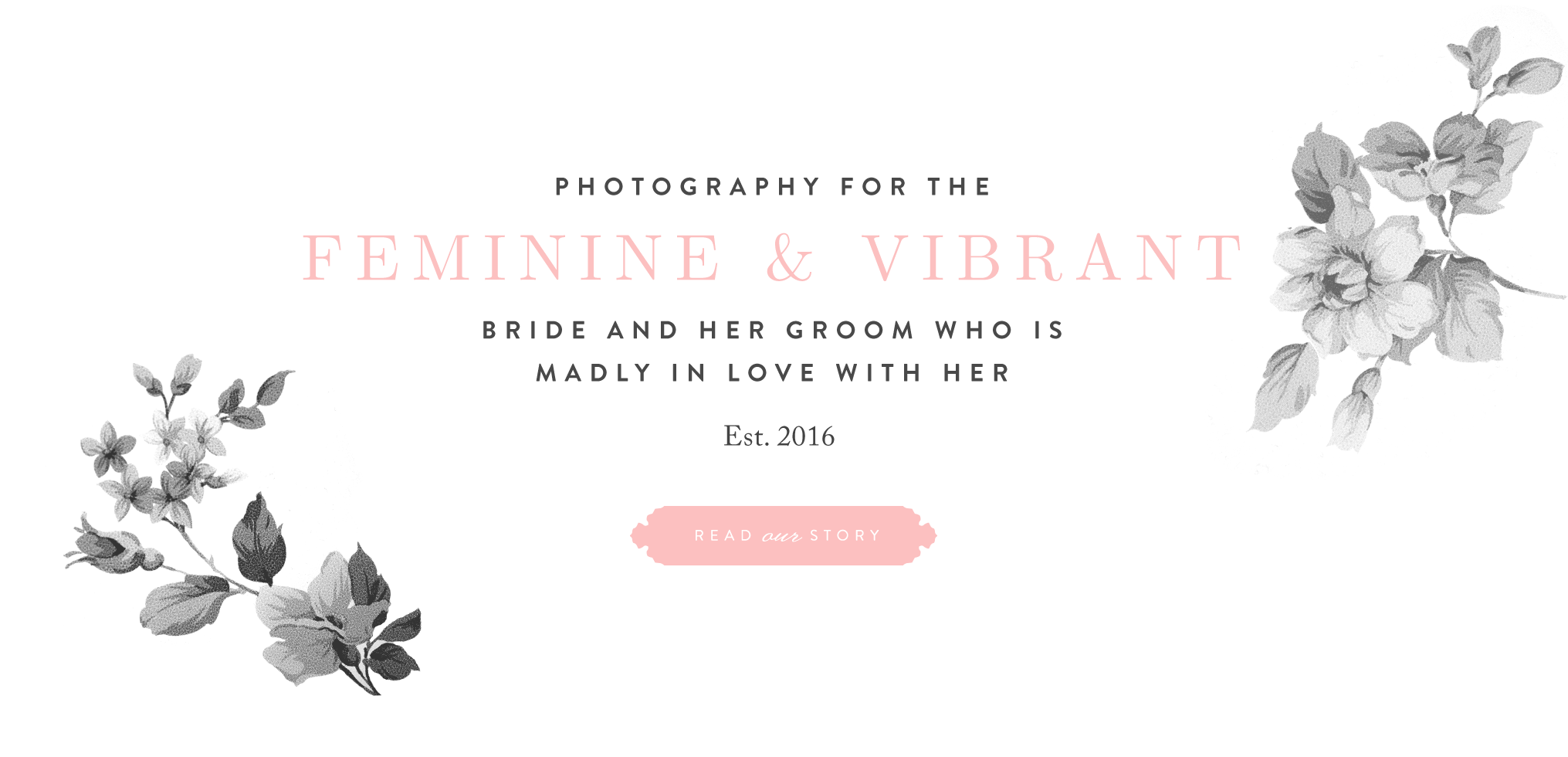 Remarie Photography intro block