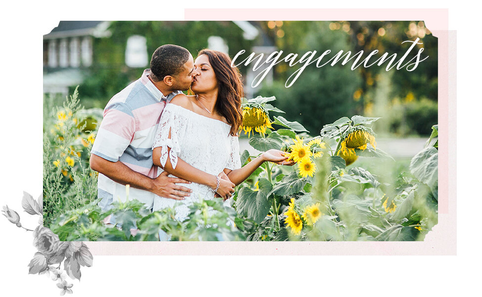 Remarie Photography Engagements Header Image