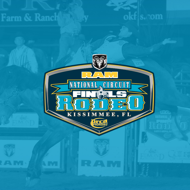 Rams National Circuit Finals Rodeo