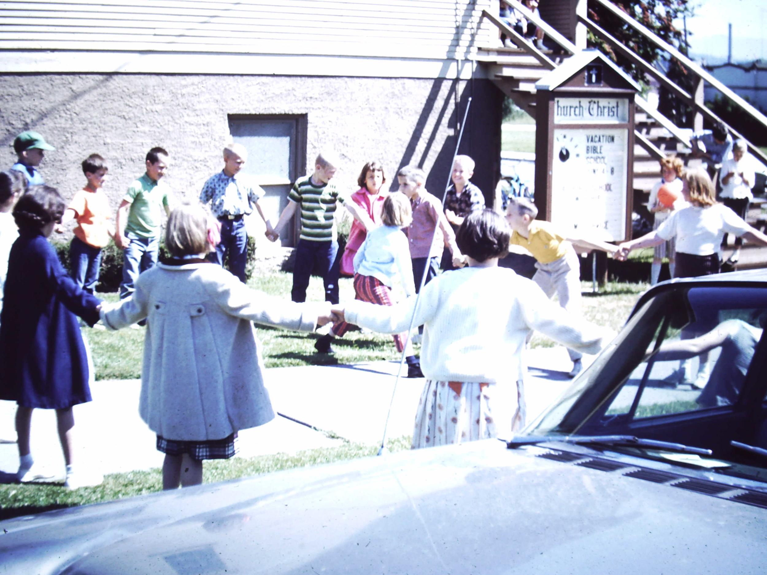 Orcus Island, 1962, kids.JPG