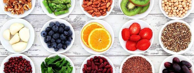 Antioxidant-rich superfoods!