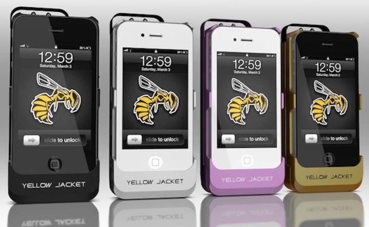 iPhone Case Stun Gun