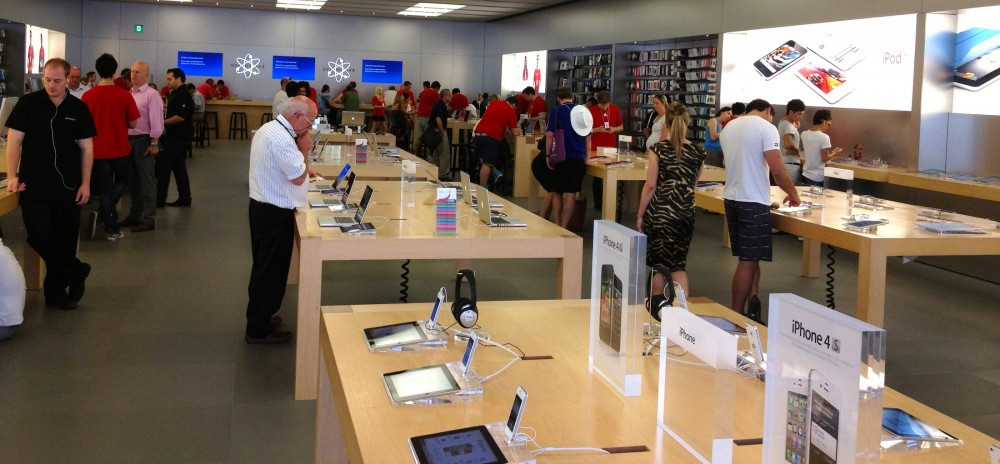 Apple Store Perth