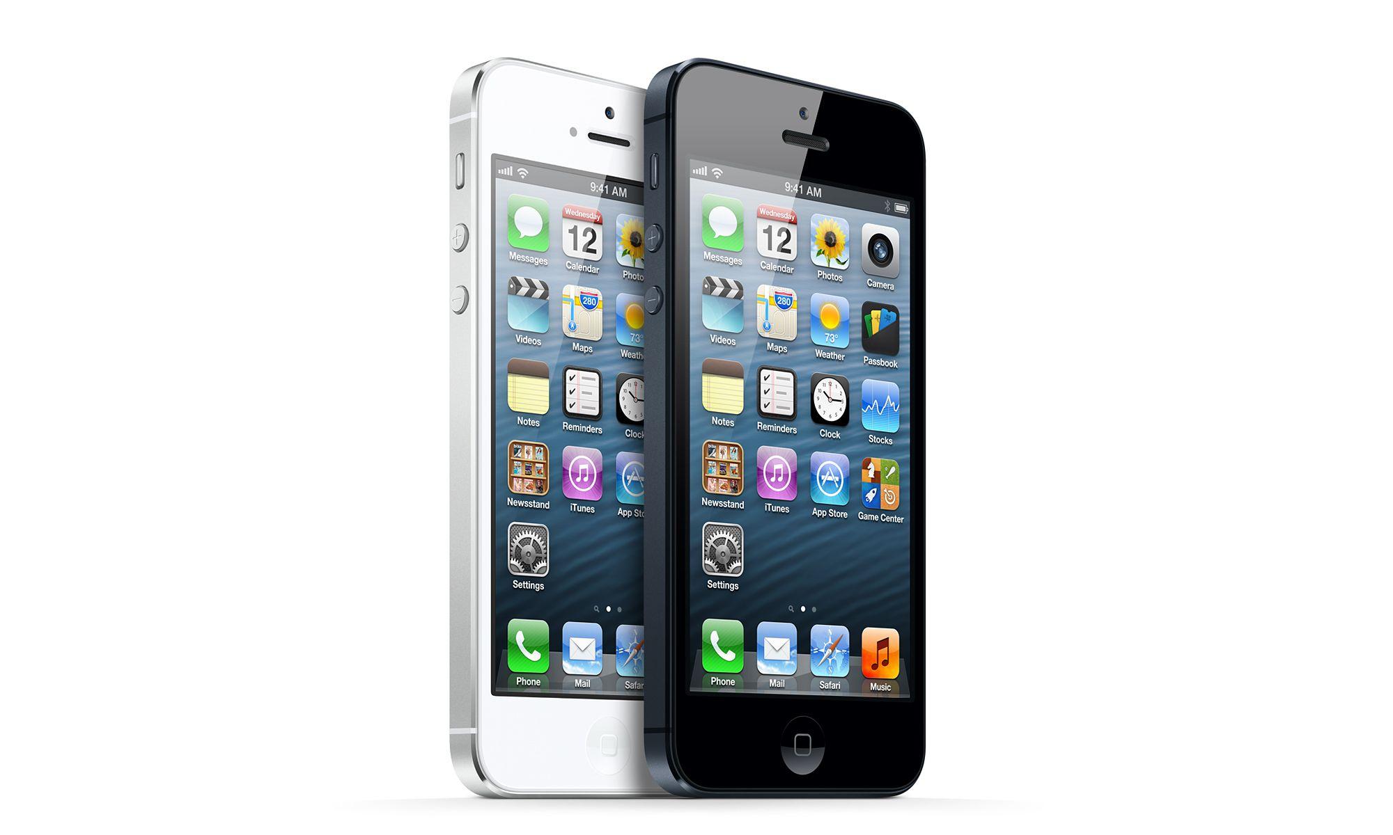 Apple iPhone 5 01