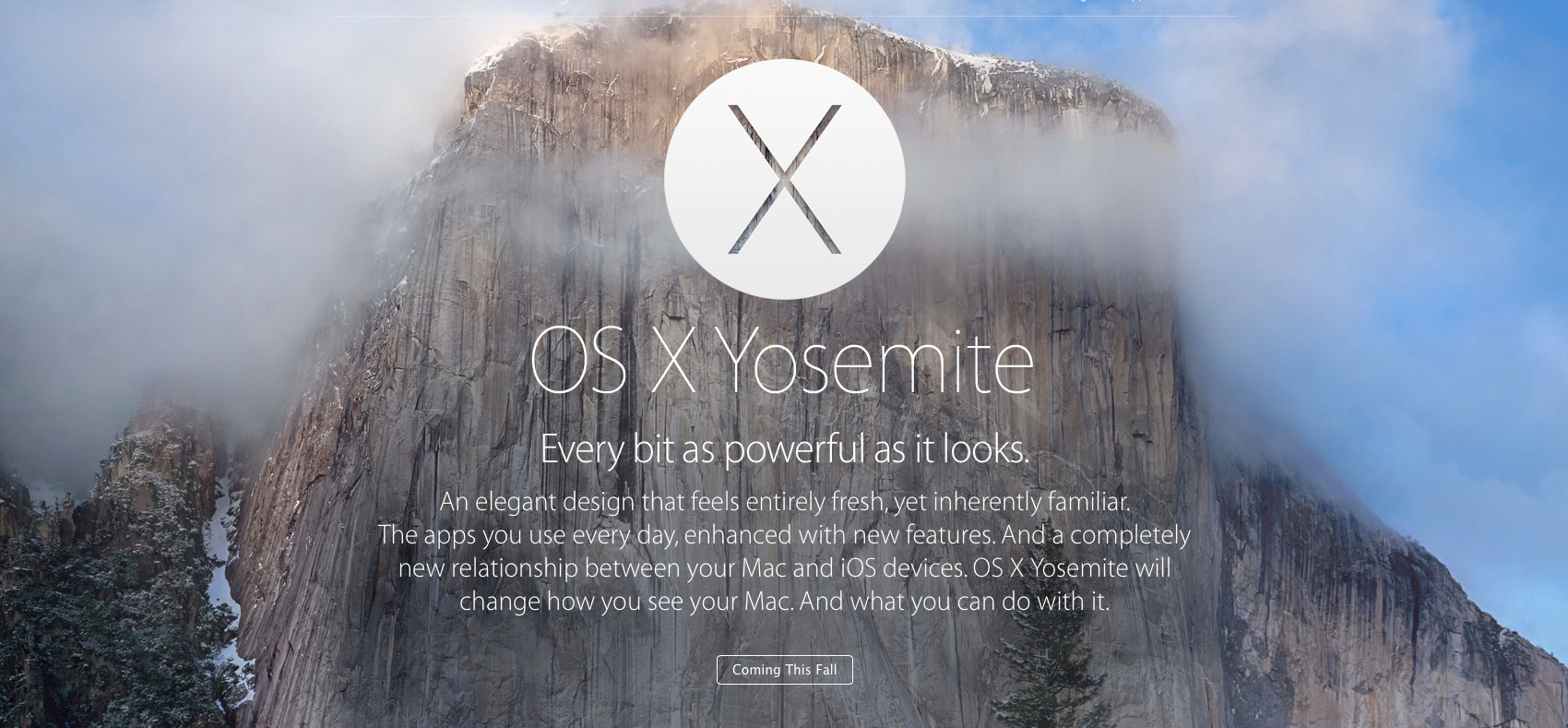 Apple_-_OS X_Yosemite_-_Overview