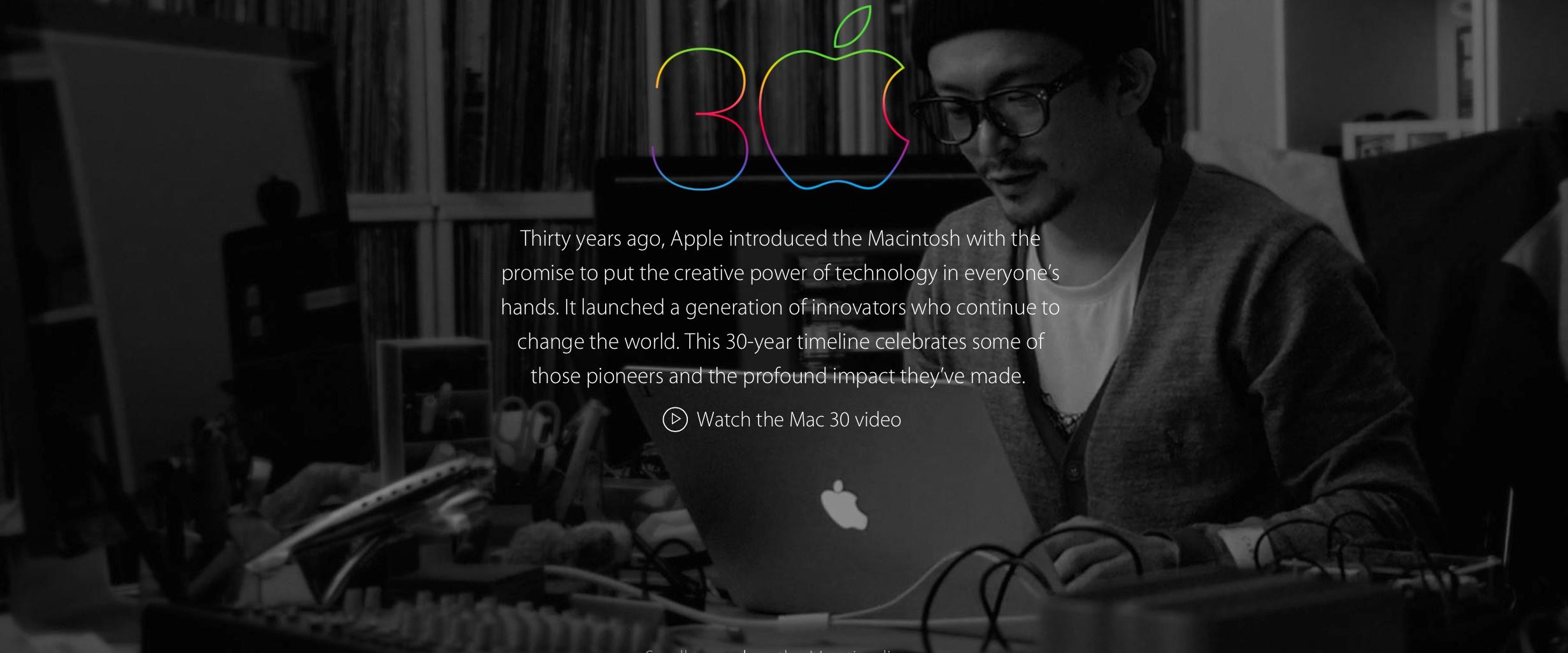 Apple_-_Thirty_Years_of_Mac