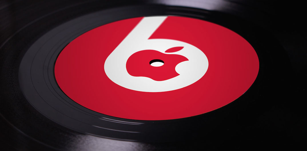 Beats Apple Album Hero