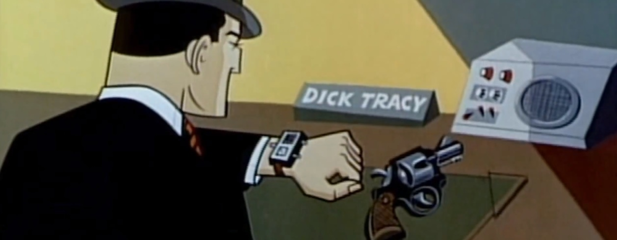 Dick Tracy Hero