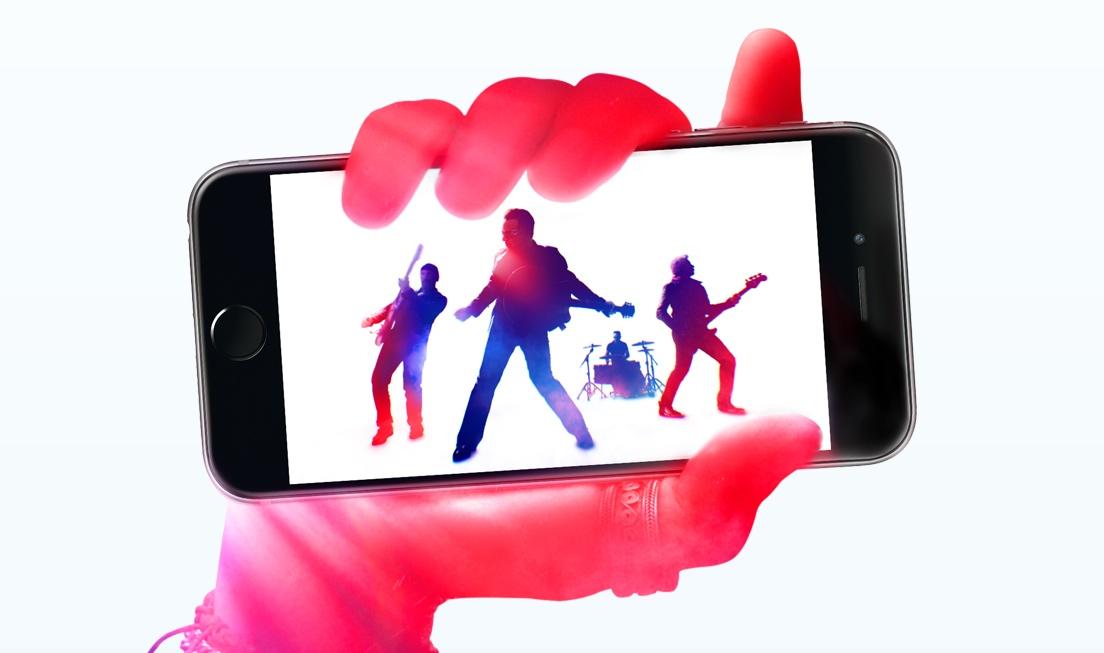 U2 iTunes Album Give away