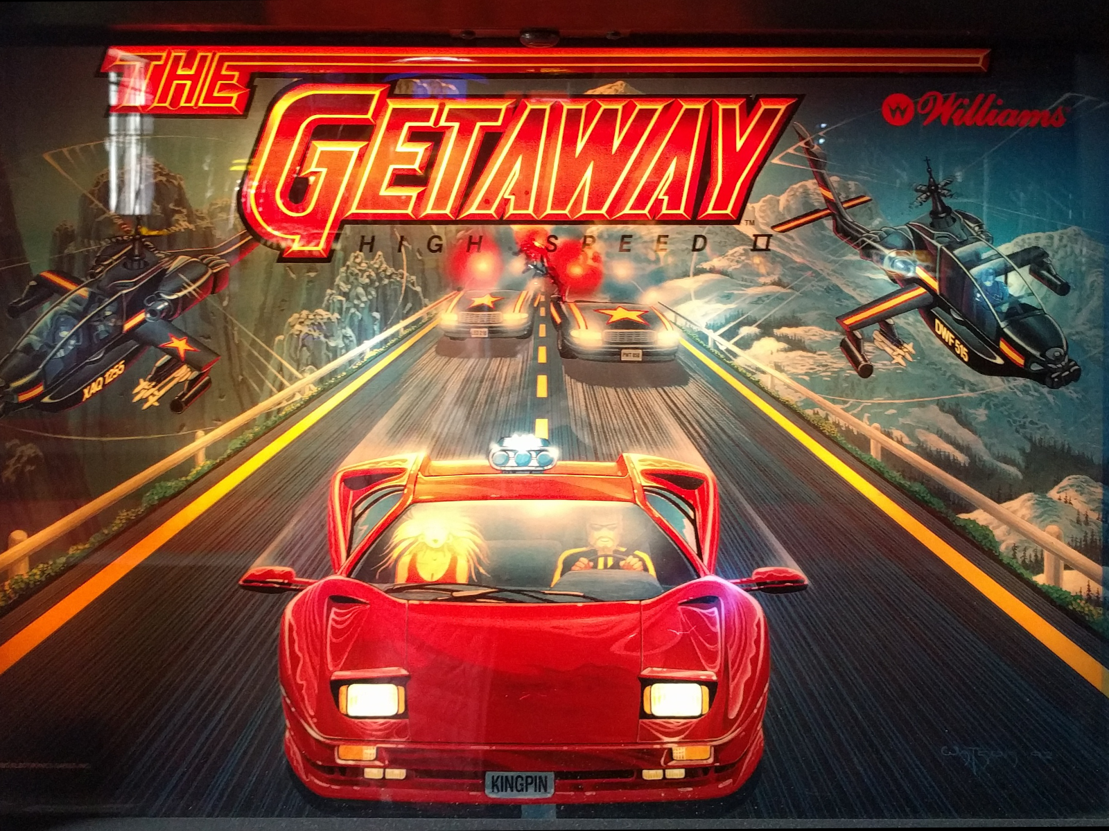 HIGH SPEED 2: THE GETAWAY