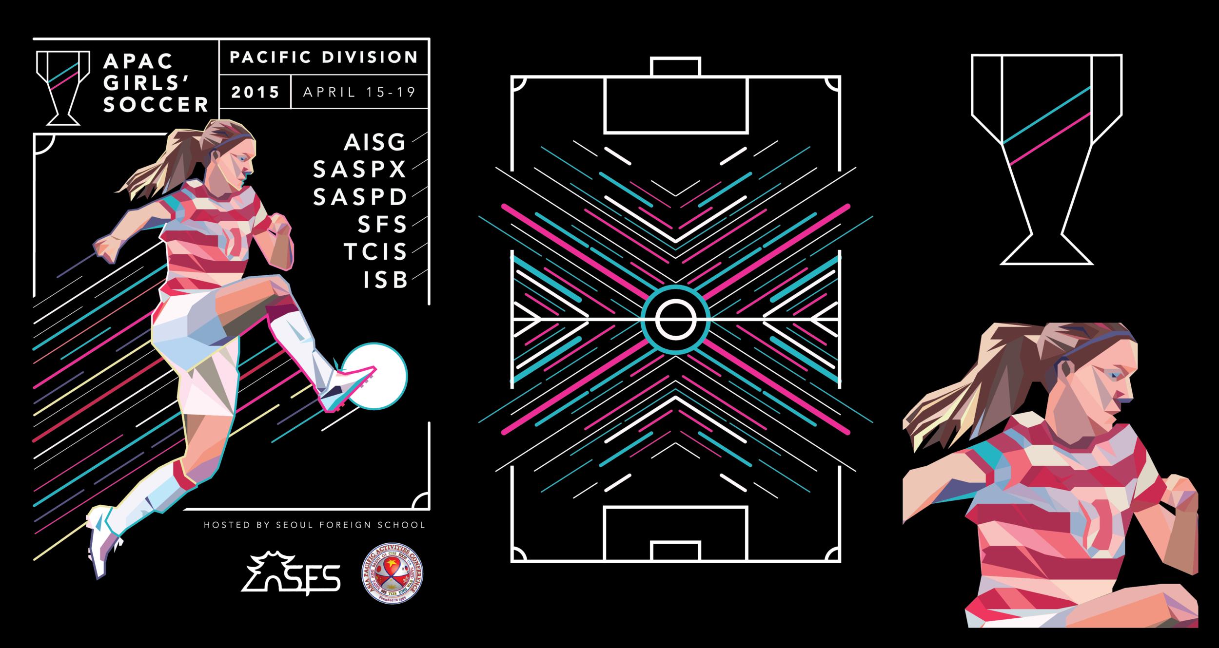 APAC Girls' Soccer - 2015