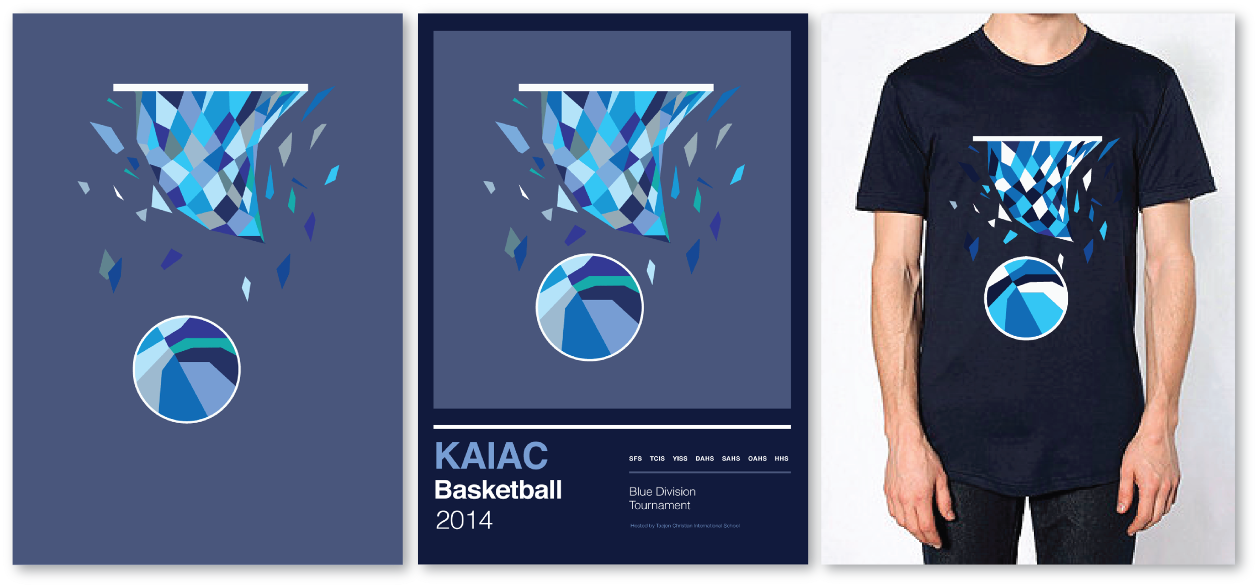 KAIAC Basketball - 2014