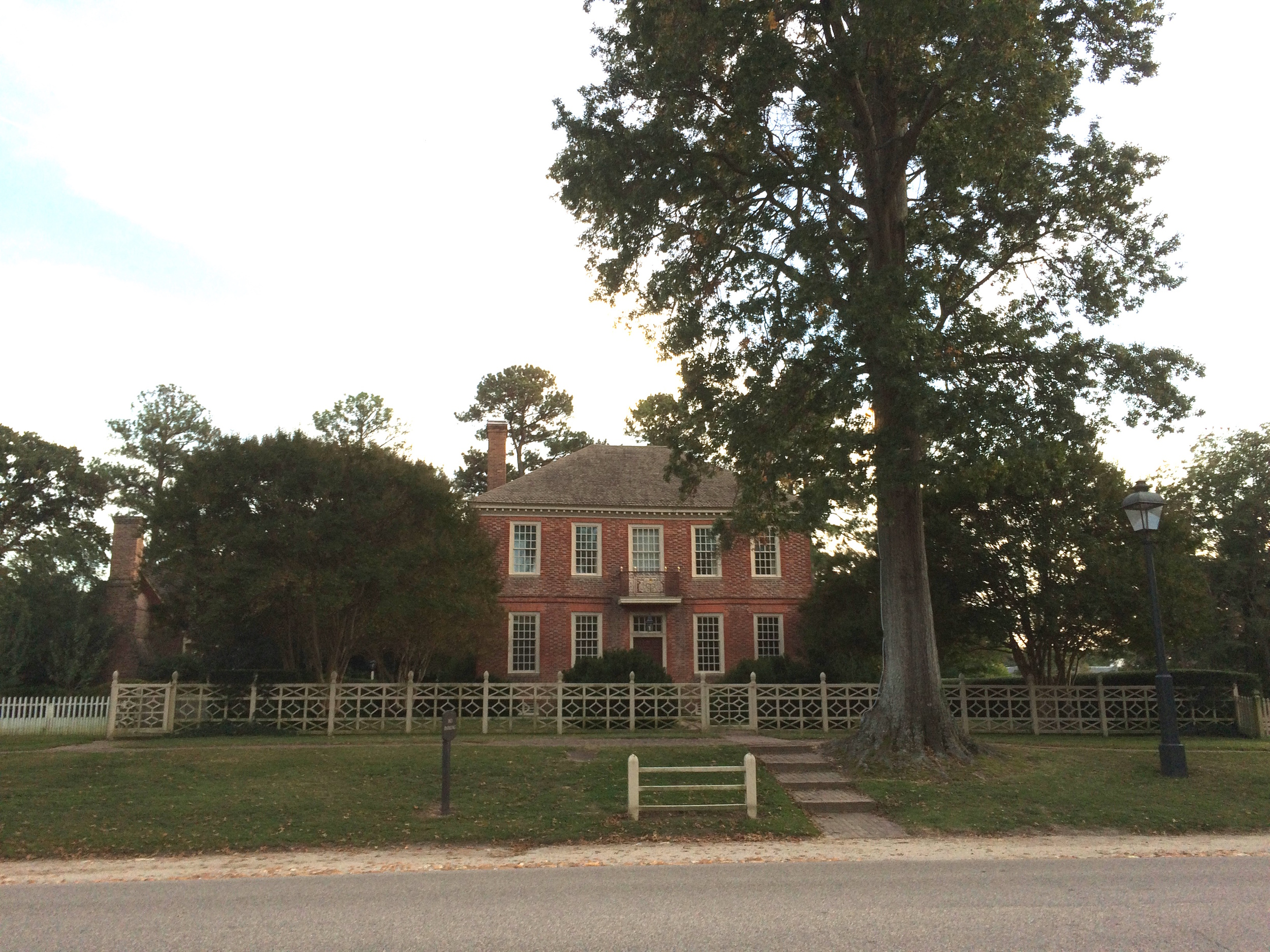 The Lightfoot House (previously called the Coke-Lightfoot House) was purchased by John Coke (the 3rd), willed to his wife in 1865 & conveyed to their daughter, Mary E. Coke Motely in 1871.