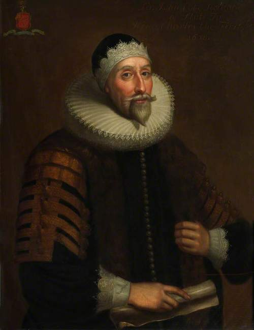 Sir John Coke, Secretary of State in the reign of Kings Charles 1st